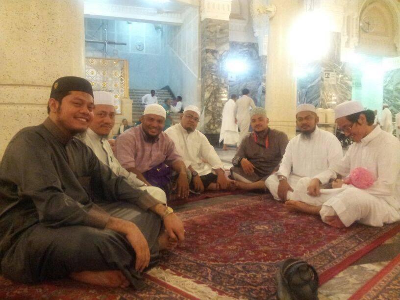 Mashaikh di Makkah
