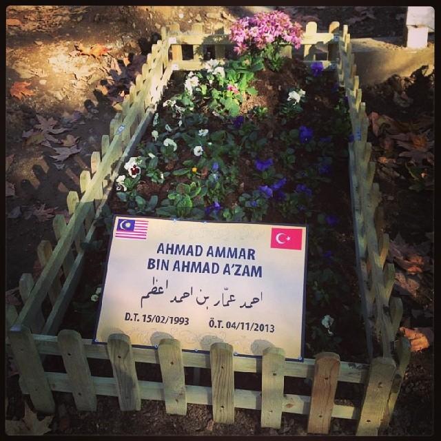 ahmadammar-grave
