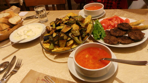dinner-birgi