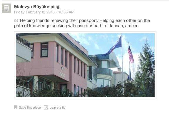 kedutaanditurki