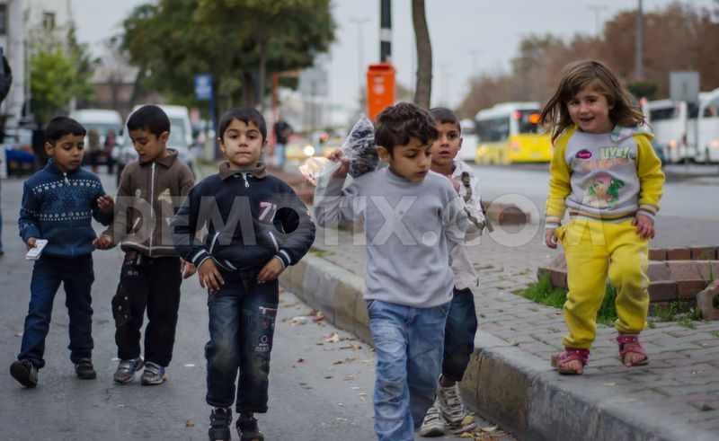 syrianchildreninistanbul