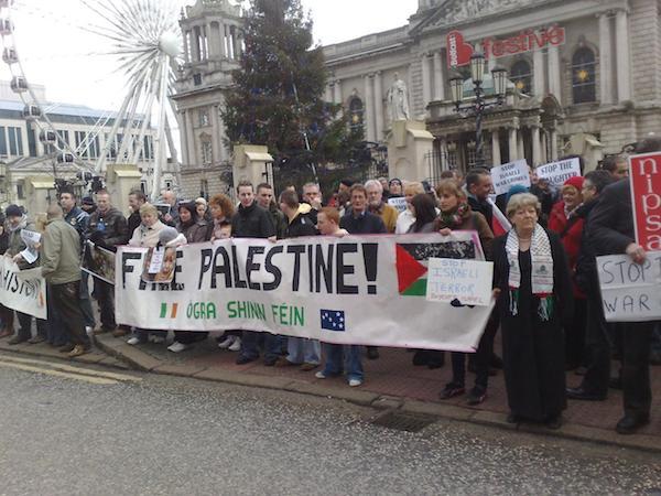 belfast-palestine